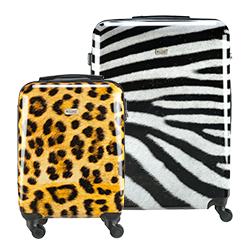 Safari koffer personaliseren