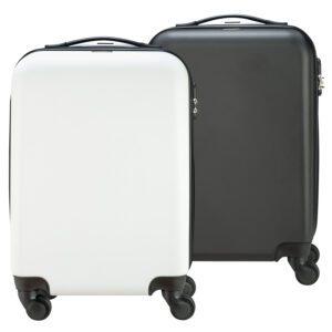 Bodrum kleine koffer zwart wit