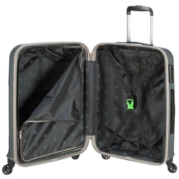 Sumatra koffer binnenkant gerecycled plastic
