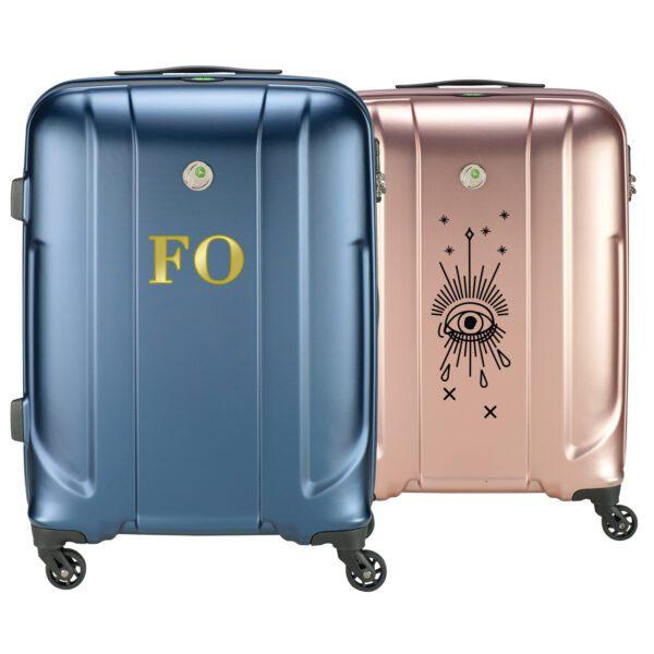 Sumatra koffer zelf ontwerpen